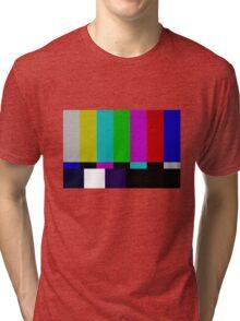 Bars and Tone Tri-blend T-Shirt