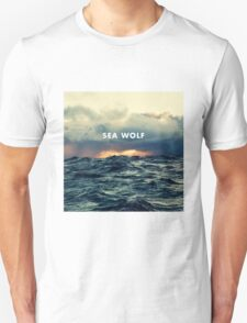 "Sea Wolf ""Old World Romance"" Album Cover Unisex T-Shirt"