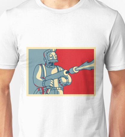 Hank Scorpio Unisex T-Shirt