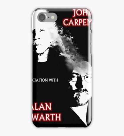 John Carpenter In Association With Alan Howarth iPhone Case/Skin