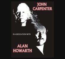John Carpenter In Association With Alan Howarth by SynthOverlord