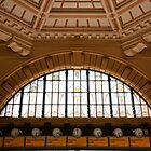 Flinders Street Station by pbclarke