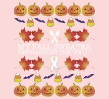 Fall Sweater One Piece - Long Sleeve