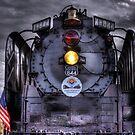 Centennial Locomotive by George Lenz