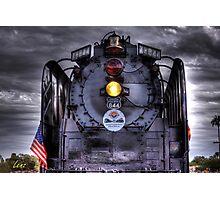 Centennial Locomotive Photographic Print
