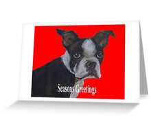 J.L. Marotta 's 'Seasons Greetings' Greeting Card