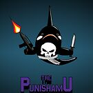 The Punishamu (iPhone Case)  by Malc Foy