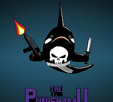 The Punishamu (iPhone Case)  by maclac