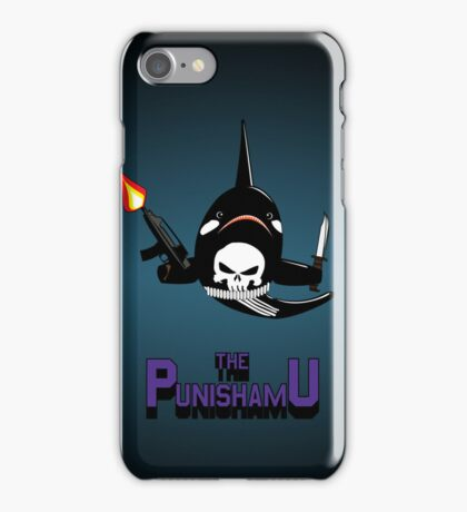 The Punishamu (iPhone Case)  iPhone Case/Skin