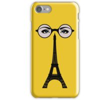 Eiffel Tower iPhone Case/Skin