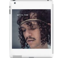 Darwin Deez iPad Case/Skin