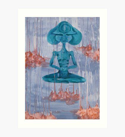 Nirubian Noblewoman Art Print