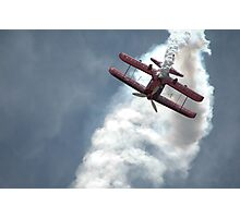 Pitts Special @ Barossa Airshow 2011 Photographic Print