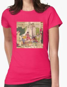 Animal Collective - Feels Womens Fitted T-Shirt
