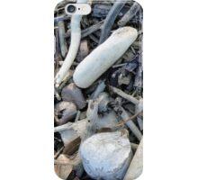 Beach junk iPhone Case/Skin