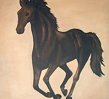 Horse by Joann Barrack