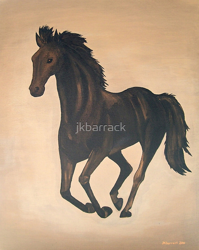 Horse by Joann Barrack