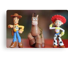 Toy Story Party Canvas Print