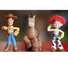 Toy Story Party Photographic Print