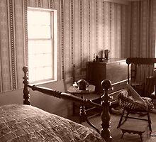 Old Sturbridge Village Sick Room, Autumn 2011 by ZeroLimitStudio