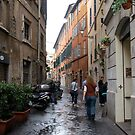 Italian Alley by johnnabrynn