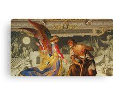 Angelic Italian Painting Canvas Print