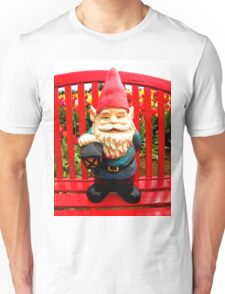 Red Bench Unisex T-Shirt