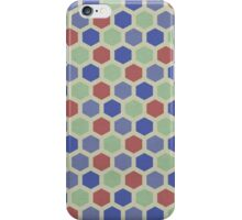 Polygon Abstract iPhone Case/Skin