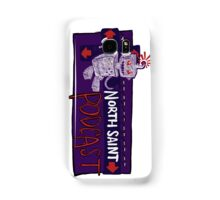 North Saint Podcast Logo Samsung Galaxy Case/Skin