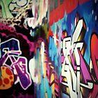 Urban Art Four by megandunn