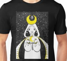 Moon goddess Unisex T-Shirt