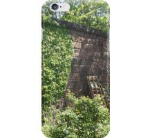 Brunswick Community Garden, Harsimus Branch Embankment, Jersey City iPhone Case/Skin