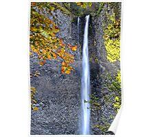 Latourell Falls, Oregon Poster