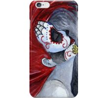 Day of the Dead - Red Again iPhone Case/Skin
