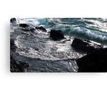 Southern Headland- Pukaskwa National Park - Heron Bay, Ontario Canada Canvas Print