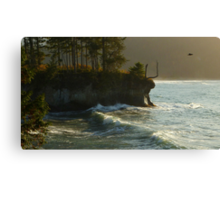 The Sentinel of Juan de Fuca Canvas Print