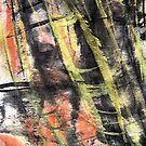 sun bamboo.... reflection by banrai