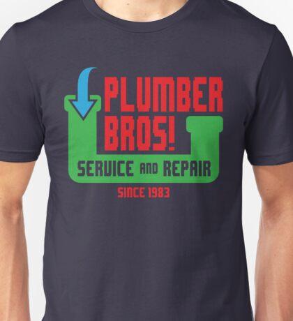PLUMBER BROS! Unisex T-Shirt
