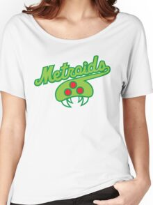 THE METROIDS Women's Relaxed Fit T-Shirt