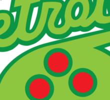 THE METROIDS Sticker