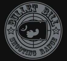 BULLET BILL SHOOTING RANGE
