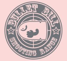BULLET BILL SHOOTING RANGE Kids Clothes