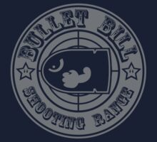 BULLET BILL SHOOTING RANGE One Piece - Short Sleeve