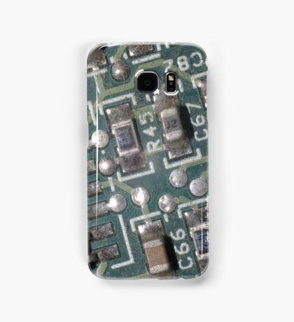 Circuit Samsung Galaxy Case/Skin