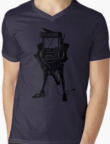 ARCADE BOT! Mens V-Neck T-Shirt