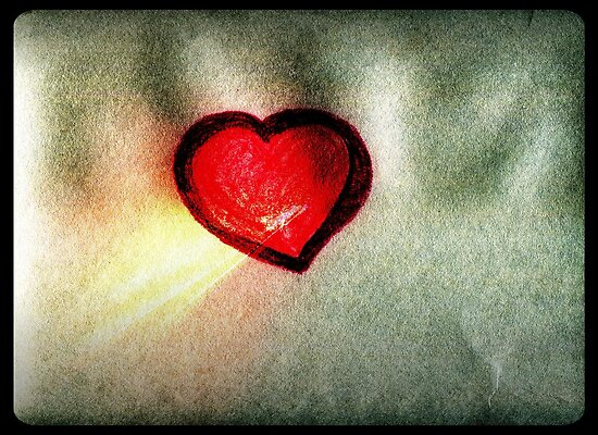 Heart = Love by DuranBlakeley