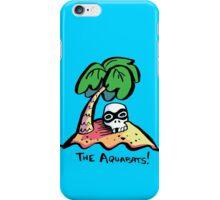 The Aquabats! Desert Island Skull! iPhone Case/Skin