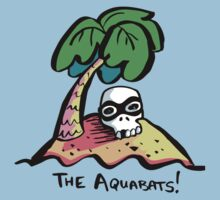 The Aquabats! Desert Island Skull! by pizzakeicute