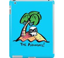 The Aquabats! Desert Island Skull! iPad Case/Skin