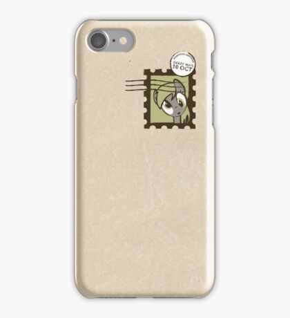 Derpy Mail iPhone Case/Skin